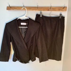 Calvin Klein Skirt Suit 4
